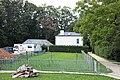 Arlington House - looking N at potting building - 2011.jpg