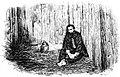 Armand Barbès dans son cachot (1836) au Mont Saint-Michel.jpg