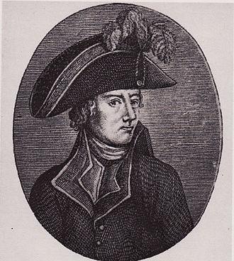 Charles Armand Tuffin, marquis de la Rouerie -  The Marquis de la Rouerie