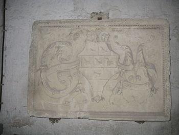 Armes de Guillaume de Marillac