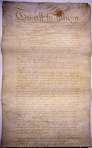 Articles of Confederation - Page 1