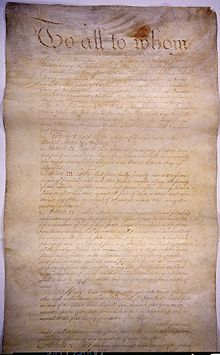 articles of confederation and constitution