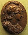 Artista italiano, alessandro magno o minerva, 1500 ca.JPG