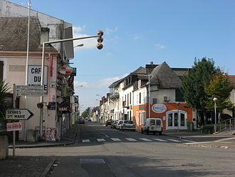 Artix, Pyrénées-Atlantiques - Artix Main Street