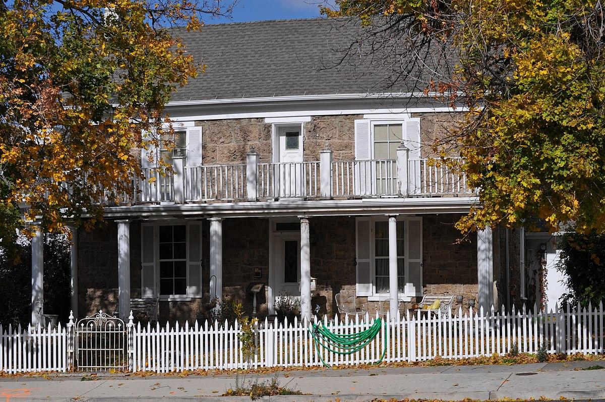 Ashton driggs house wikipedia for Ashton house
