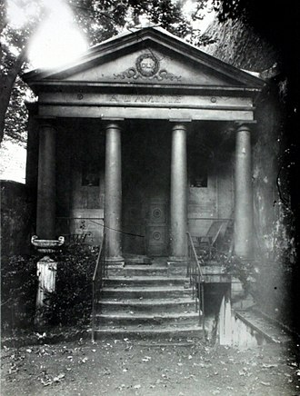 The Well of Loneliness - The Temple of Friendship at Natalie Barney's home at 20, Rue Jacob