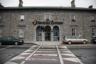 Athlone railway station - Image: Athlone Railway Station