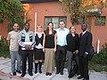 Atos origin consultants at the Enedco project, Zambia (4444619491).jpg