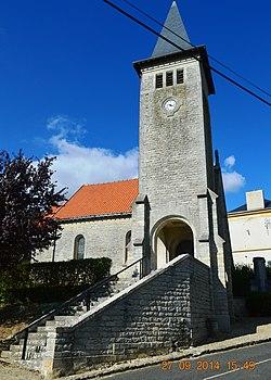 Aubigny-en-Laonnois Church.JPG