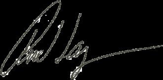 Aubrey Layne - Image: Aubrey Layne signature