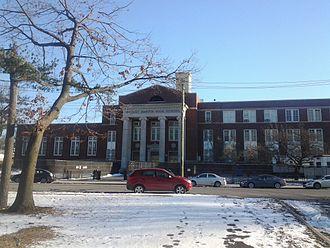 South Jamaica, Queens - August Martin High School