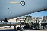 Australian C-17 being unloaded at Luke AFB in May 2018.jpg