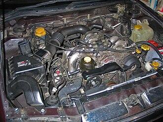 Subaru EJ engine - AUDM Subaru EJ22E