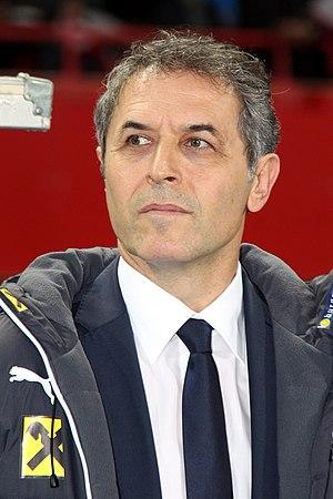 Marcel Koller - Image: Austria vs. Russia 20141115 (005)