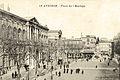Avignon 1916 Place de l'Horloge édition Prévot.jpg