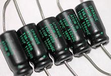 Capacitor Wikipedia