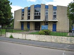 Southcourt - Image: Aylesbury, Guardian Angels Roman Catholic Church geograph.org.uk 902386