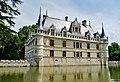 Azay-le-Rideaux Château d'Azay-le-Rideau Südseite 5.jpg