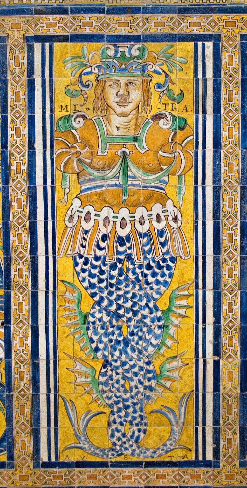 La historia del azulejo un recorrido de siglos por el mundo for Azulejos historia
