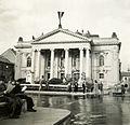 Bémer tér (Piata Regele Ferdinand I), Szigligeti színház. Fortepan 76954.jpg
