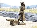 Bělohrad Pardoubek socha 2014 5.jpg