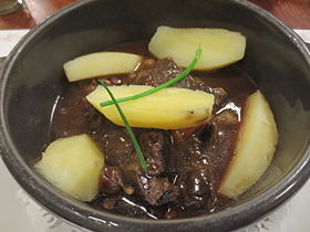 Image illustrative de l'article Bœuf bourguignon