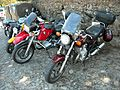 BMW and Honda motorcycles.jpg