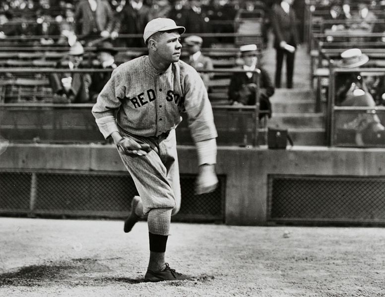 How many home runs did babe ruth hit in 1925-6461