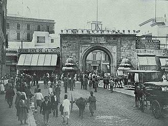 Bab el Bhar - Image: Babelbhar 1895