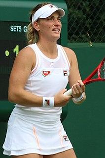 Tímea Babos Hungarian tennis player