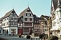 Bad Münstereifel, die Häuser Markt 6 und Marktstraße 1.jpg