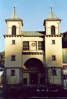 Bad Rippoldsau-Schapbach Place in Baden-Württemberg, Germany