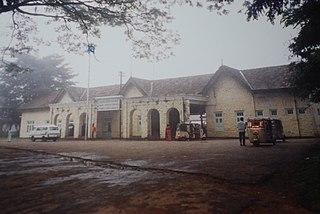Badulla railway station