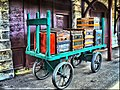 Baggage Cart in McAdam at the Train Station.jpg
