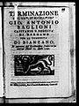 Baglioni, Giovanni Antonio – Terminazione per la comunità di Bianzano, 1750 – BEIC 14476769.jpg