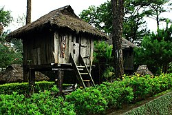 Bahay Kubo - Ifugao house.jpg