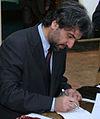 Bahman Panahi, Calligraphist, Musician Iranian.jpg