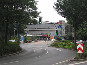 Dortmund Stadthaus station - Image: Bahnhof dortmund stadthaus
