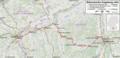Bahnstrecke Augsburg–Ulm Karte.png