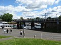 Balloch Bridge crossing the river near the cruise terminal - geograph.org.uk - 1358195.jpg