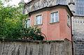 Bamberg, Pfarrgasse, Gartenhaus des Pfarrgartens, von Süden, 20151009-001.jpg