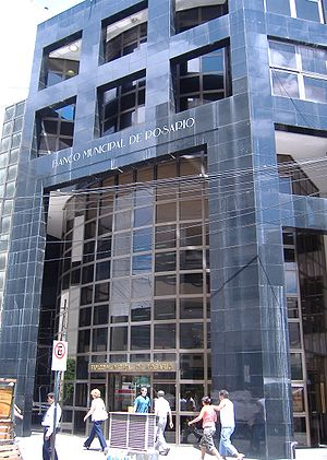 Banco Municipal de Rosario - 1