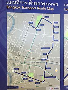 Arkham Knight Subway Map Freeze.Mrt Bangkok Wikipedia