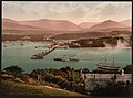 Bangor from Anglesey, Wales-LCCN2001703419.jpg