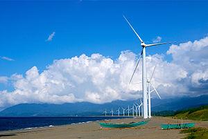 Bangui, Ilocos Norte - The Bangui Wind Farm