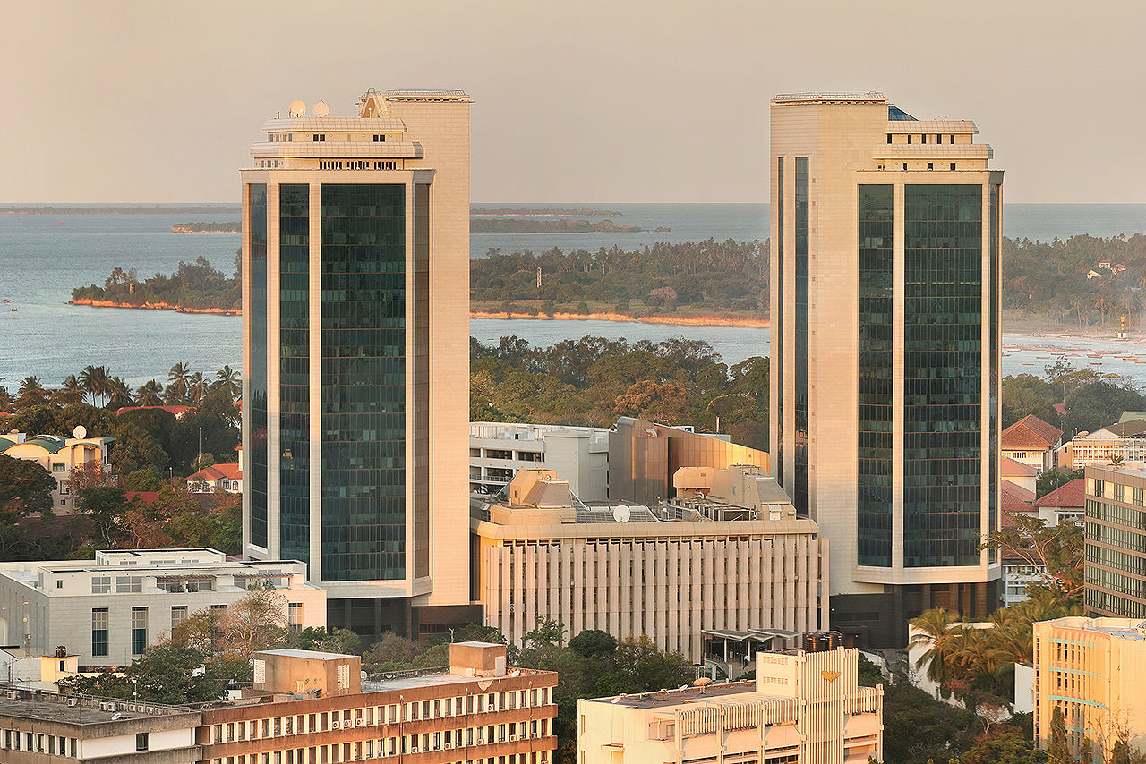 Resultado de imagem para dar es salaam tanzânia