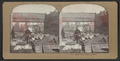 Bank safes being guarded, from Robert N. Dennis collection of stereoscopic views.png