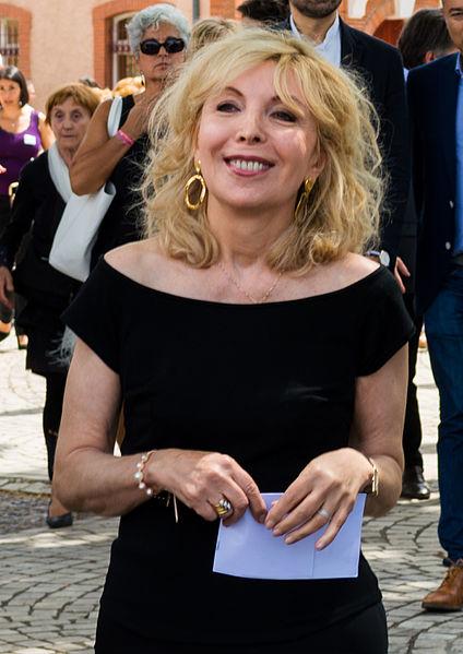Maryse Wolinski.