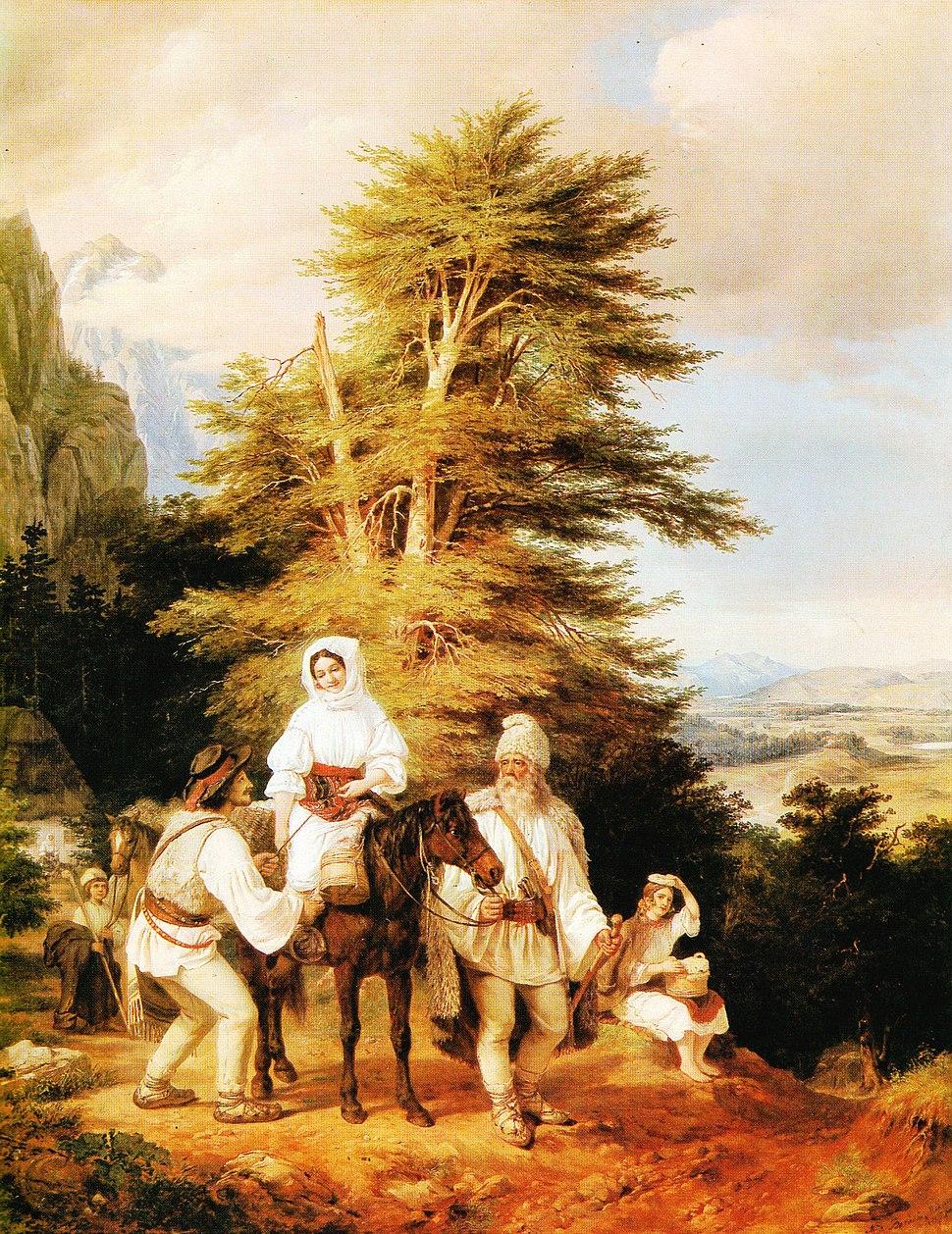 Barabás Román család