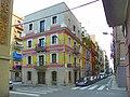 Barcelona, casa rehabilitada del carrer Escuder - panoramio.jpg